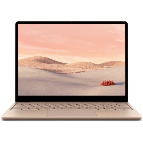 "Microsoft 12.4 ""Multi-Touch Surface Laptop Go (Sandstone)"