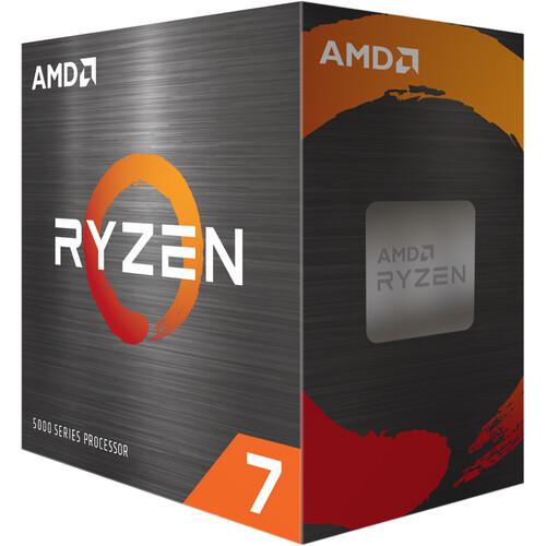Procesador AMD Ryzen 7 5800X 3.8 GHz de ocho núcleos AM4