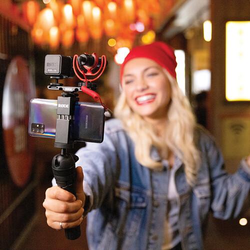 Rode Vlogger Kit Universal Filmmaking Kit for Smartphones with 3.5mm Ports 8