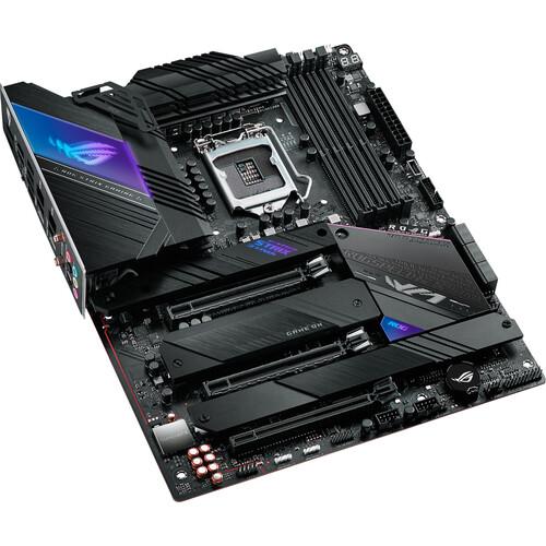 Placa base ASUS Republic of Gamers STRIX Z590-E GAMING WIFI LGA 1200 ATX