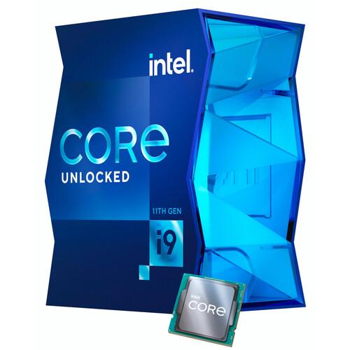 Procesador Intel Core i9-11900K 3.5 GHz de ocho núcleos LGA 1200
