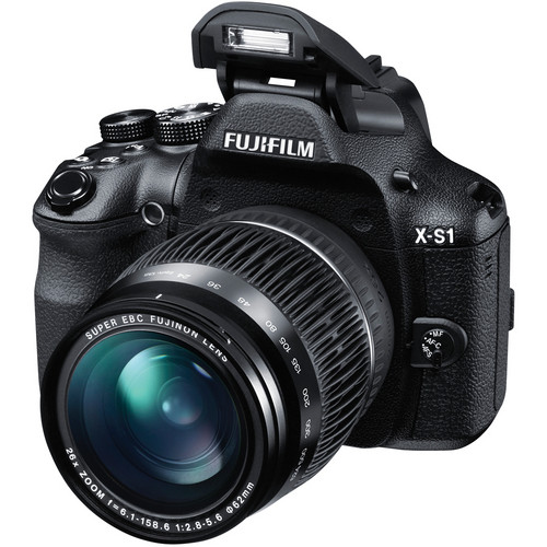 Fujifilm X-S1 Digital Camera (NOT a DSLR)