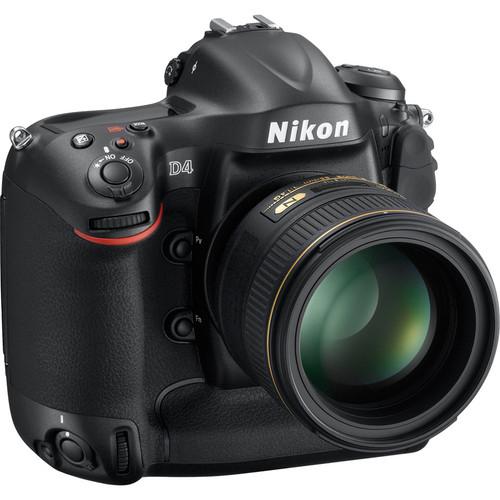 Is it a Nikon D4?