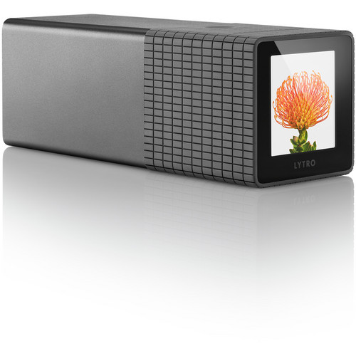 Lytro 8GB Light Field Digital Camera (Graphite)