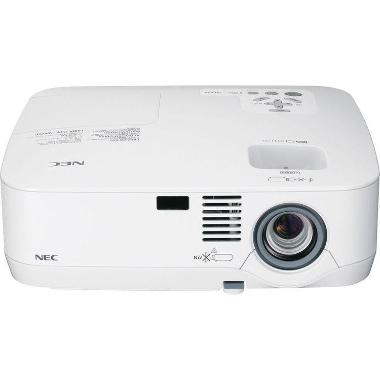 NEC NP610 Digital Installation Projector NP610 B&H Photo Video