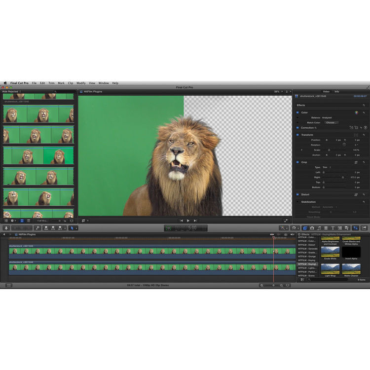 FXHOME HitFilm Plugins (Educational Edition)