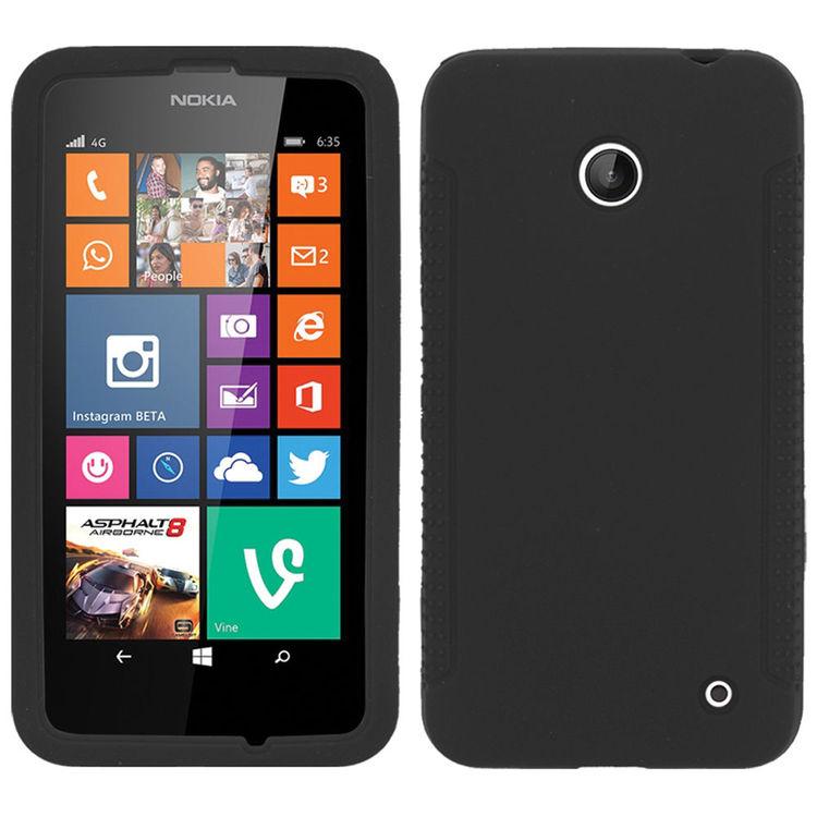 Nokia Lumia 635 RM-975 8GB Smartphone (Unlocked, Black)