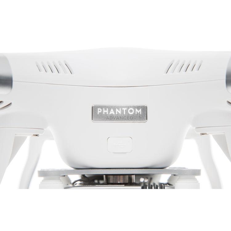 DJI Phantom 3 Advanced Quadcopter with 2 7K Camera and 3-Axis Gimbal