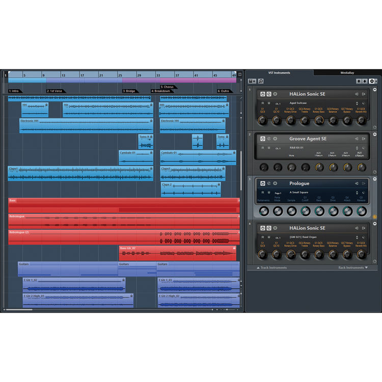 Steinberg Cubase Elements 8 - Personal Music Production Software  (Educational General)
