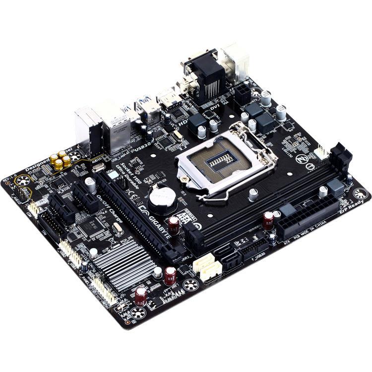 Gigabyte GA-H81M-S2H Motherboard (rev  1 0)