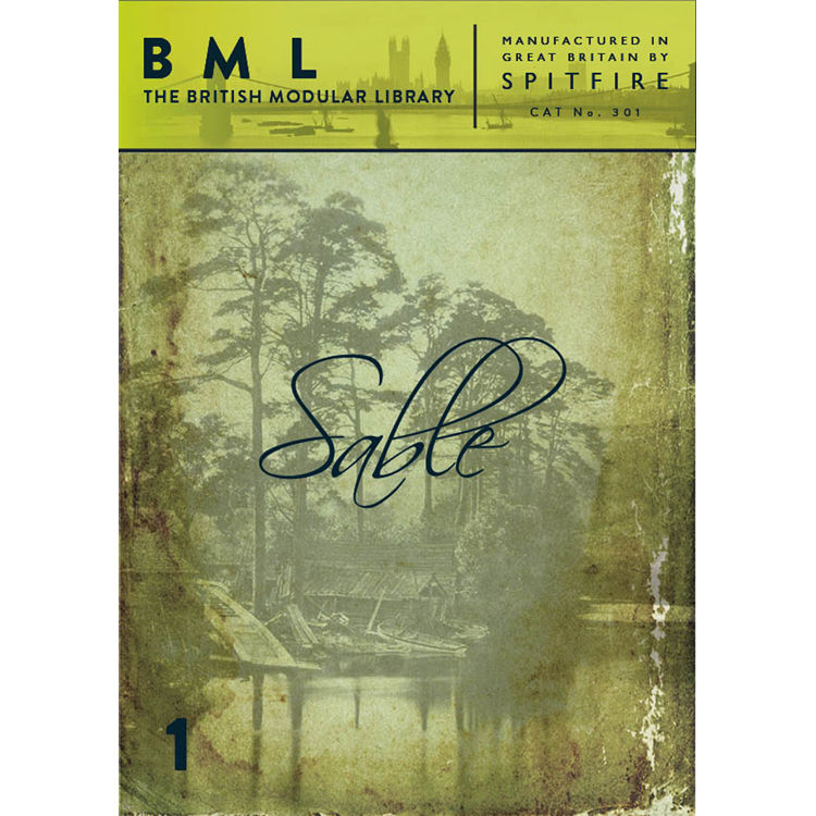 Spitfire Audio Chamber Strings Sable 1 - Chamber String Sample Library  (Download)