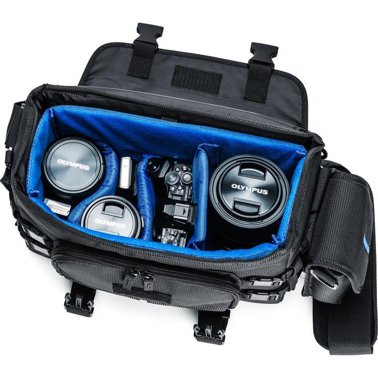 Olympus OM-D E-M5 Mark II Mirrorless Micro Four Thirds Digital Camera PRO  Kit (Black)