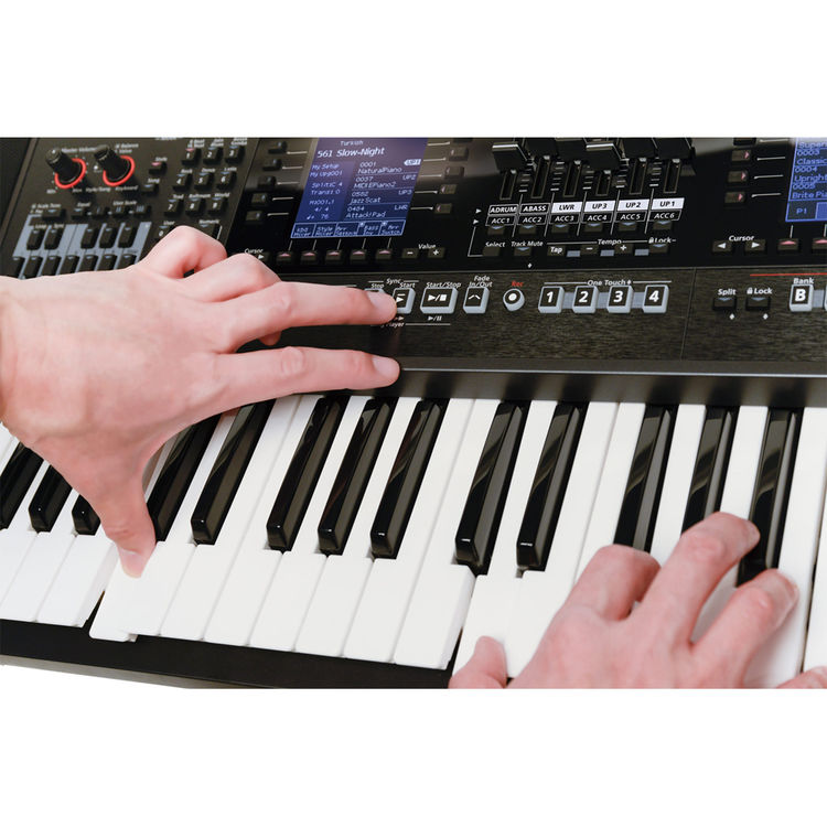 Roland E-A7 61 Key Expandable Arranger Keyboard
