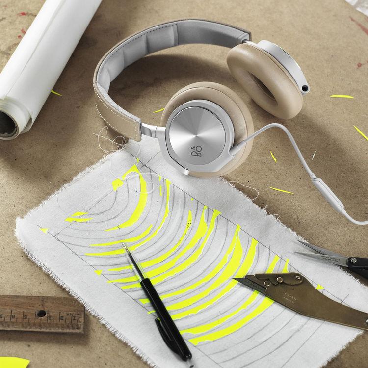 Splinternye Bang & Olufsen H6 Over-Ear Headphones 2nd Gen (Natural) 1643046 LP-58