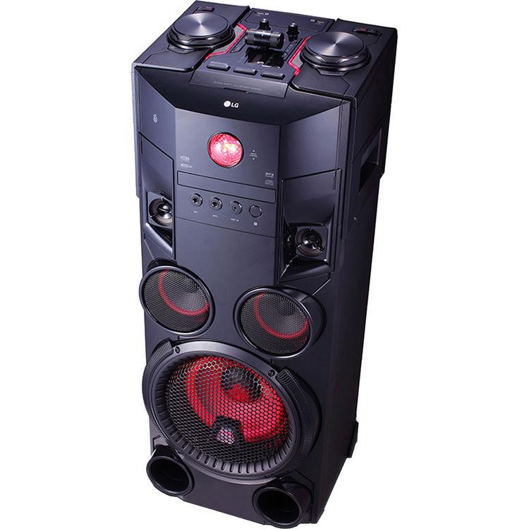 LG OM7560 1000W Bluetooth Wireless Music System
