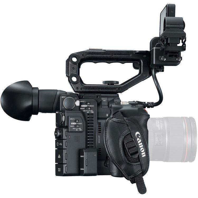 FS: GEAR] Brand new Canon C200 EF full kit (4