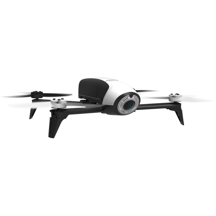 Parrot BeBop 2 Adventurer Bundle (White) PF726204AA B&H Photo