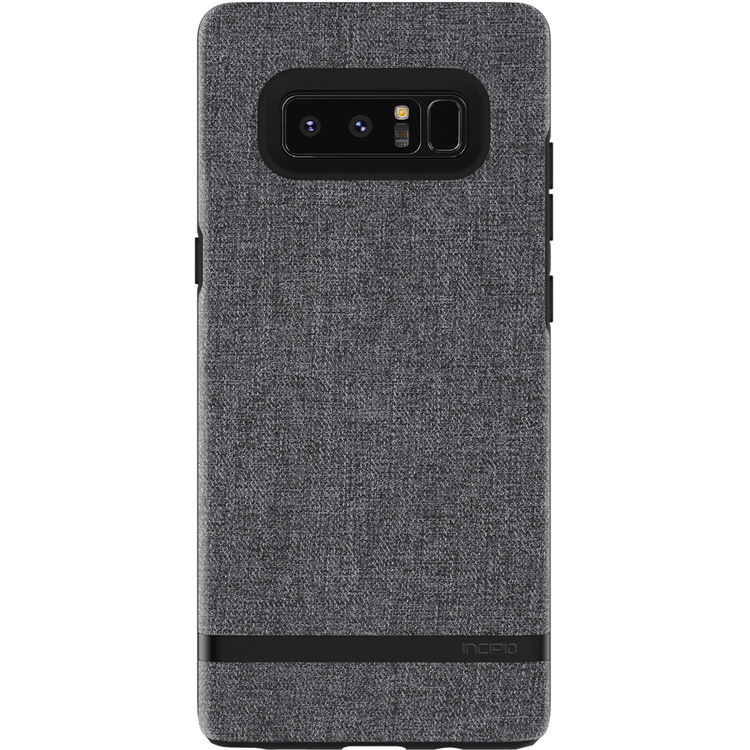 new concept a7662 57d76 Incipio Esquire Series Carnaby Case for Galaxy Note 8 (Forest Gray)