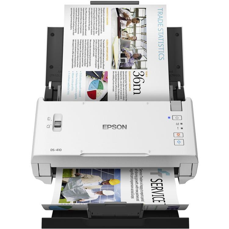 Epson WorkForce DS-410 Document Scanner
