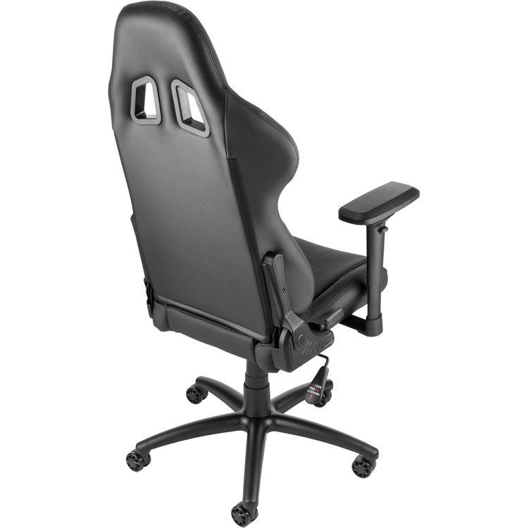 Admirable Spieltek Berserker Gaming Chair V2 Leatherette Black Pdpeps Interior Chair Design Pdpepsorg