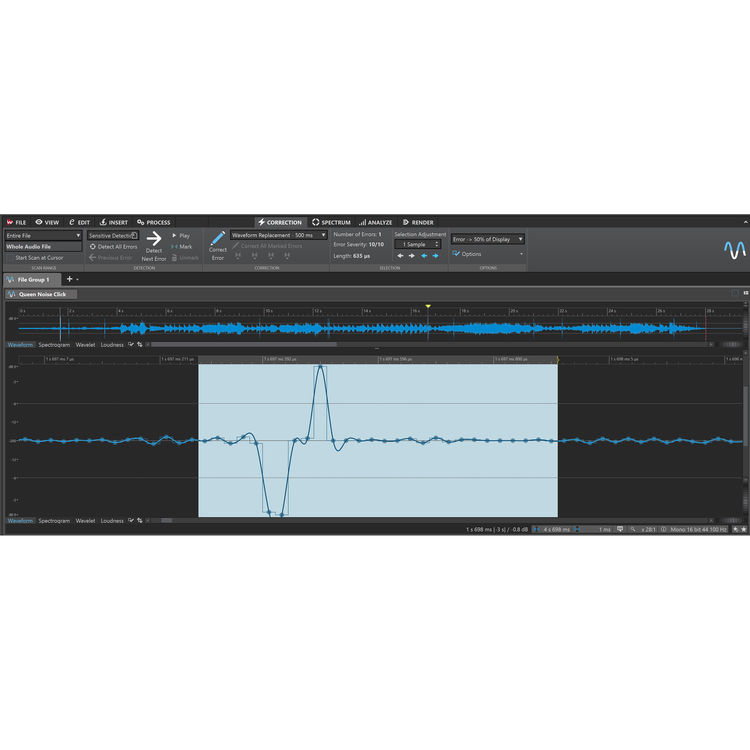 Steinberg WaveLab Pro 9 5 - Audio Editing and Processing Software (Academic  Edition, Download)