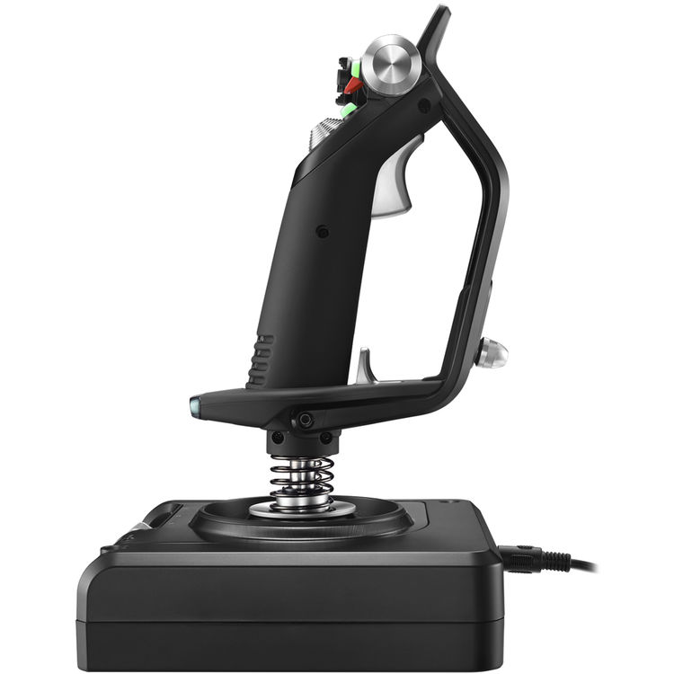 Logitech X52 Professional H O T A S Throttle and Stick Simulation Controller
