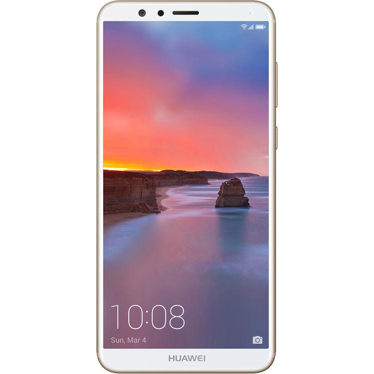 Huawei Mate SE 64GB Smartphone (Unlocked, Gold)