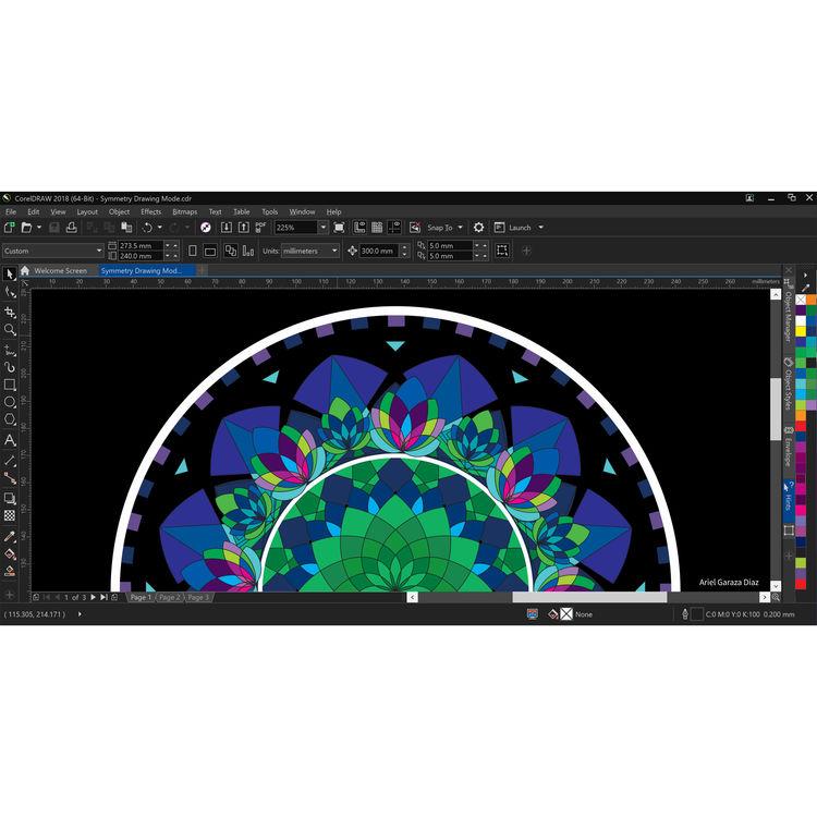 CorelDRAW Graphics Suite 2018 (Boxed)