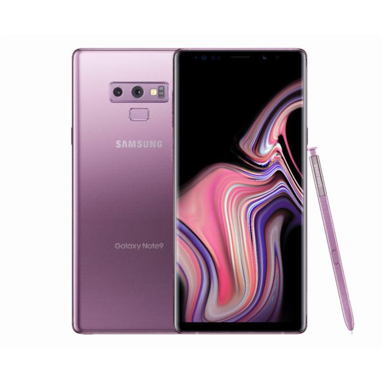 Samsung Galaxy Note9 SM-N960U 128GB Smartphone (Lavender Purple)