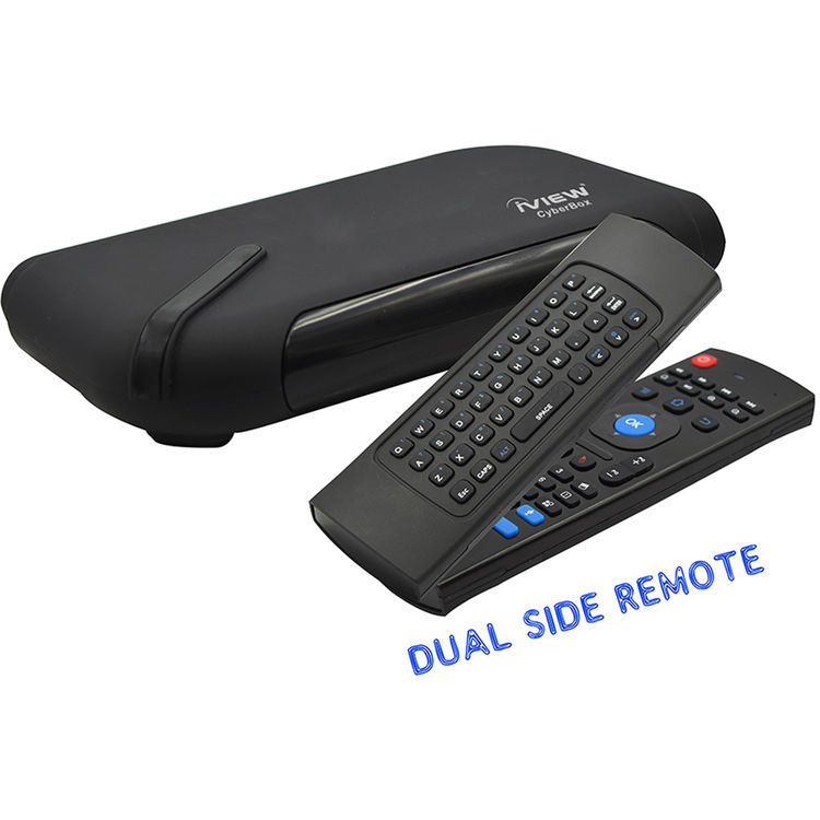iView CyberBox Streaming Player with ATSC/QAM TV Tuner