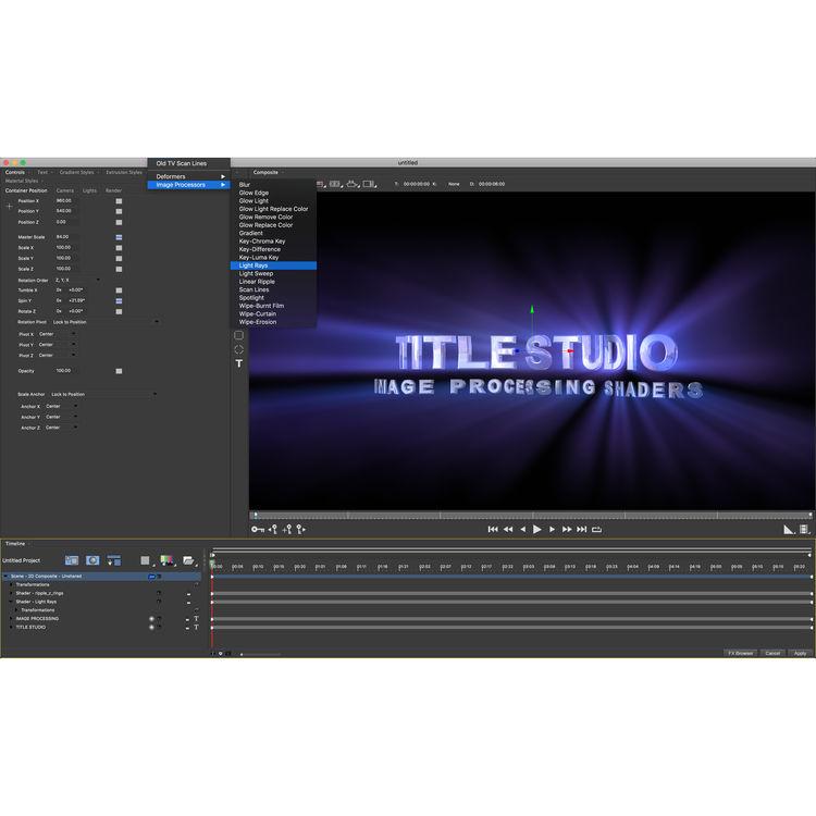 Tv Static Effect Premiere Pro