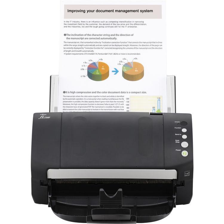 Fujitsu Image Scanner fi-7140