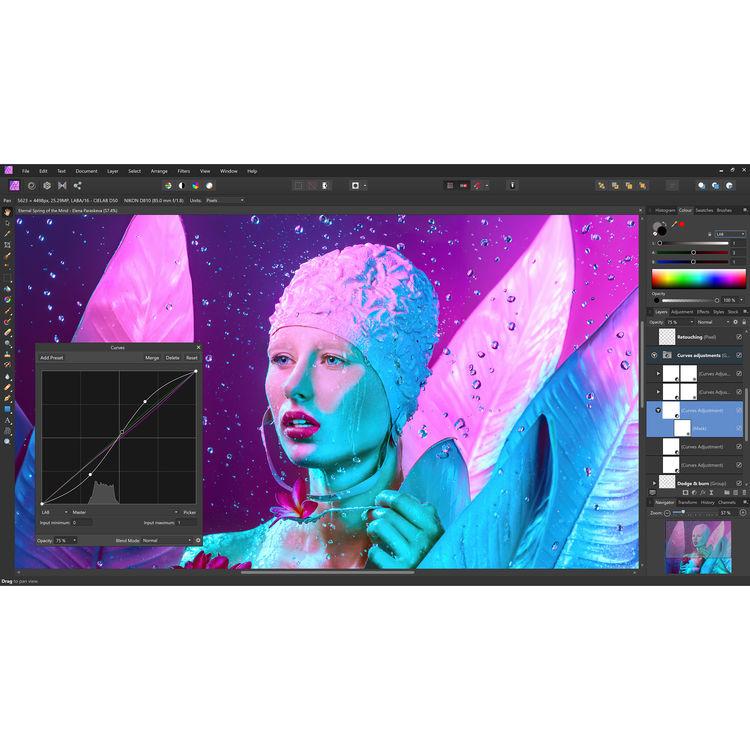 Affinity Photo Remove Hot Pixels