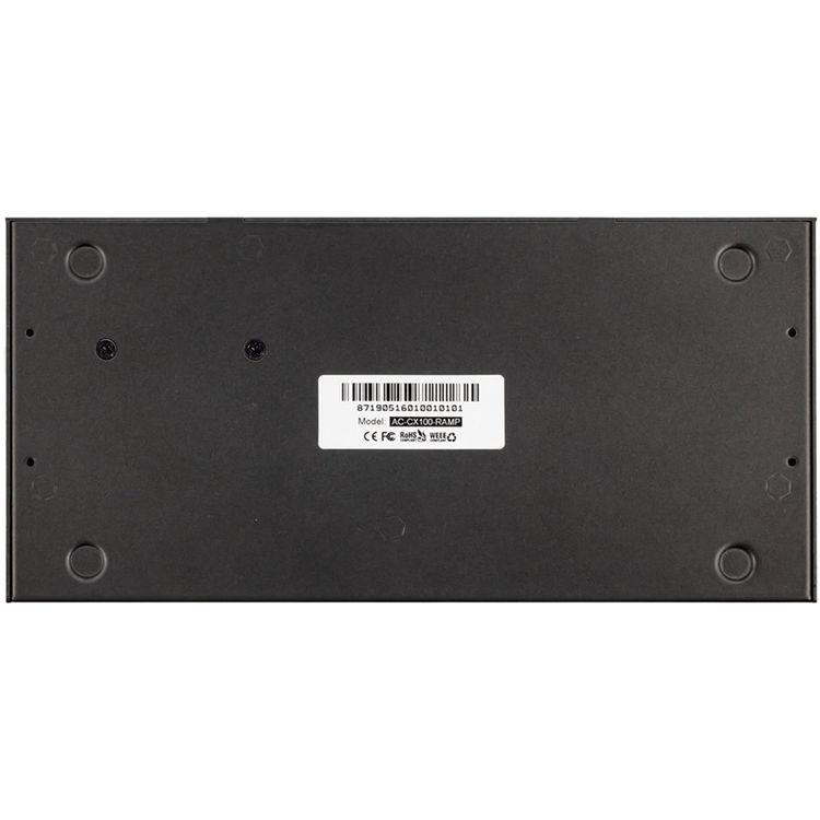 AVPro Edge Universal Class-D Audio Amplifier with AV Functionality