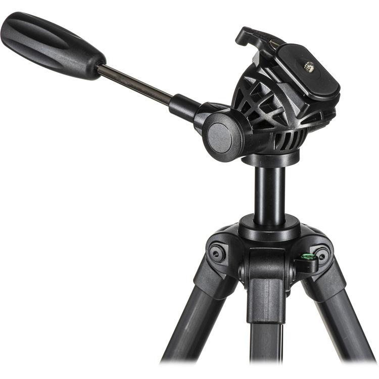 Trípode Velbon M47 incluso Cabezal de Video Hidráulico 2-way