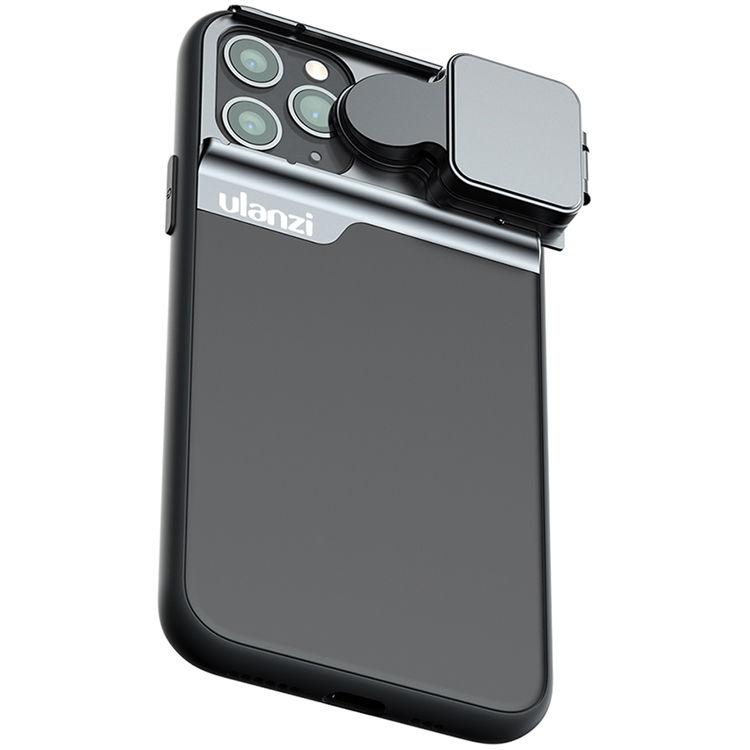Ulanzi U Lens Multi Lens Case For Iphone 11 Pro Max 1733 B H