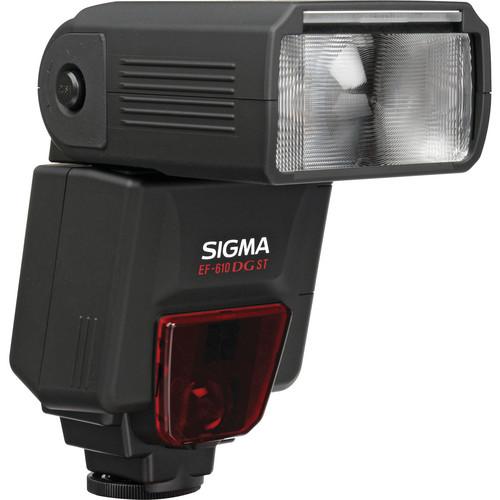 Sigma EF-610 DG Super Blitzger/ät f/ür Canon