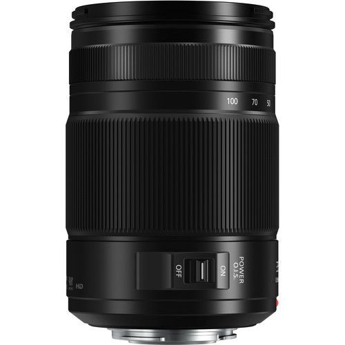 Panasonic 35-100mm f//2.8 Lumix G High Grade Multi-Coated Made by Optics 58mm 3 Piece Lens Filter Kit Multi-Threaded Nwv Direct Microfiber Cleaning Cloth.