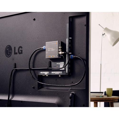 Blackmagic Design Sdi To Hdmi 6g Mini Converter Convmbsh4k6g B H