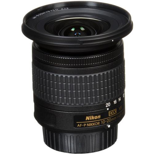 72mm Circular Polarizing Filter for Nikon AF-P DX Nikkor 10-20mm F4.5-5.6G VR