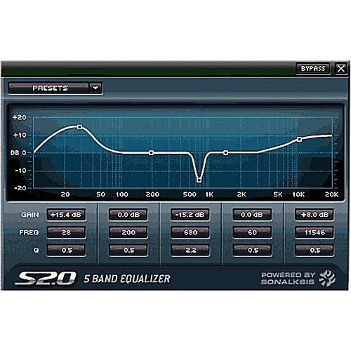 5-Band Equalizer