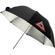Adjustable Silver Umbrella
