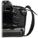 With Canon BGE4 Battery Grip Back