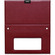 Optional Burgundy Leather Cover